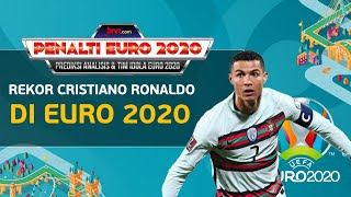 Rekor Ronaldo di Euro, Ada Bom di Dekat Olimpico - JPNN.com