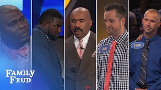 top 5 moments from march 2017   family feud