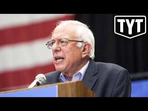Bernie Sanders Targets Corporate Power