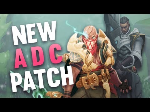 Imaqtpie - NEW ADC PATCH AND PYKE SUPPORT?