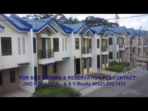 Model Unit of St. Judith Hills - House and Lot Antipolo City