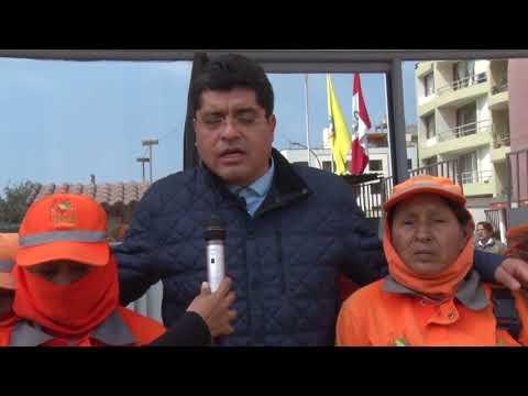 Municipalidad de Santiago de Surco - Alcalde lamenta el fallecimiento de trabajadora municipal