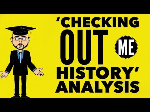 John Agard: 'Checking Out Me History' Mr Bruff Analysis