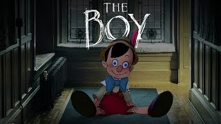 The Boy Trailer ( Not/Disney Style)