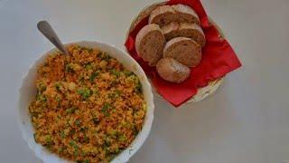 Салат из Булгура | Кысыр (KISIR) • Вегетарианские рецепты