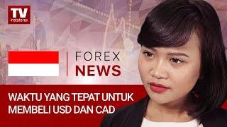 InstaForex tv news: Awal perdagangan Amerika Utara pada 25.10.2018: USD, CAD