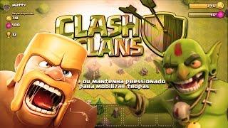 Clash Of Clans no PC (Droid4X)
