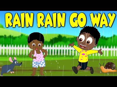 Rain Rain Go Away in Somali | Roob Roob Bax Iskatag | Somali Kids Song - Heesaha Caruurta