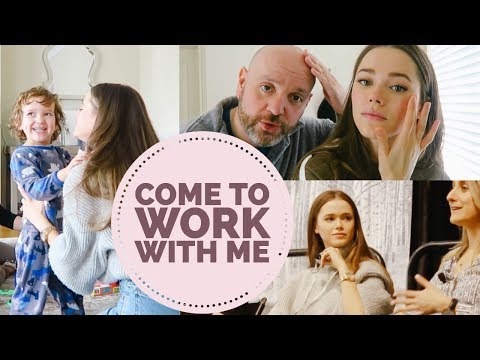 Chatty Get Ready With Me | Come To Work With Me | First Public Speaking Event