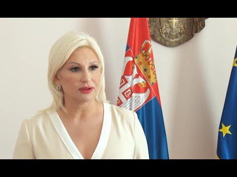 Михајловић: Број запослених