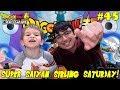 Super Saiyan Sibling Saturday! | Opening Dragon Ball Super World Martial Arts Packs With Lukas #45