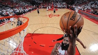 Kawhi Leonard and James Harden Duel it Out in Game 3! | May 05, 2017
