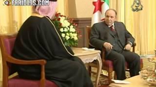 رئيس الجمهورية عبد العزيز بوتفليقة يستقبل وزير خارجية دولة قطر