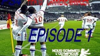 Déballage FIFA 15 PS4 + Mode Carrière Manager Olympique Lyonnais ép 1 [HD]