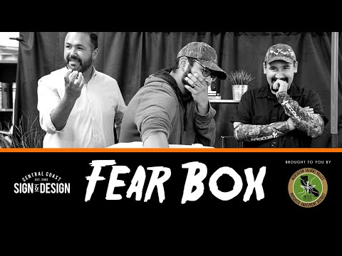 Halloween Special Event: CCSD Fear Box