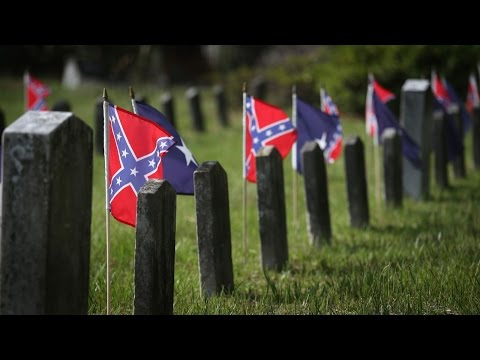 Congress Voted To Ban Confederate Flags From National Cemeteries