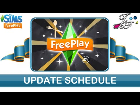 Sims Freeplay 📝 | UPDATE SCHEDULE | FINE DINING