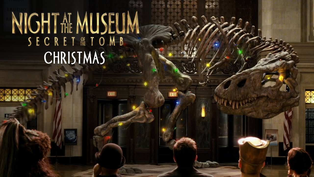 night at the museum: secret of the tomb | big hit: rex tv commercial