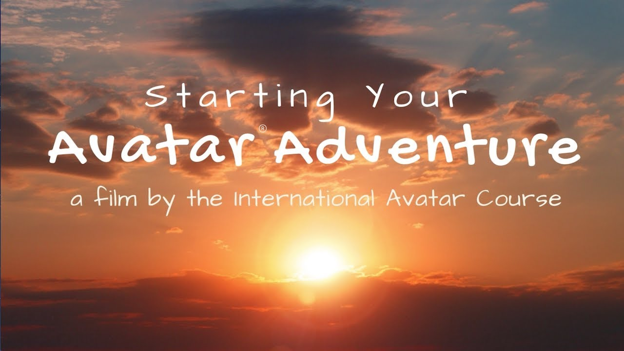 Starting Your Avatar Adventure