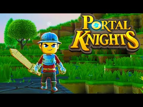 portal-knights-game-cartoon-about-minecraft-knights-portals-funny-videos-for-kids