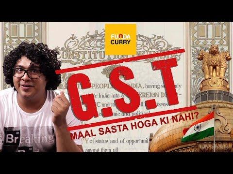 Funda Curry | GST - Maal sasta hoga ki nahi?