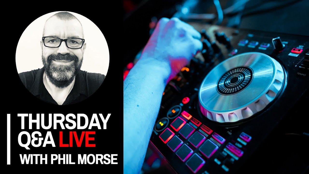Thursday Q&A Live With Phil Morse