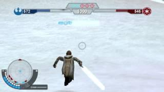 Star Wars Battlefront Elite Squadron - Hoth