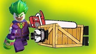 Мультики для детей. Ошибочка вышла. Джокер, Веном. Лего мультфильмы на русском. Новинка 2017. Lego.