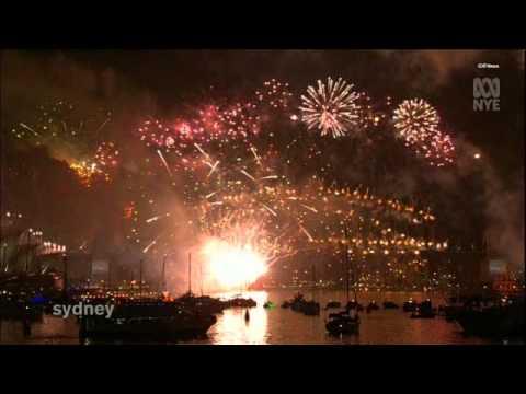 ABC | NYE 2014/15 | Sydney Countdown & Fireworks - (01.01.2015)