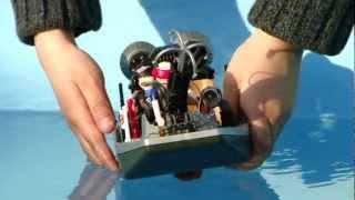 PLAYMOBIL moteur bateau playmobil