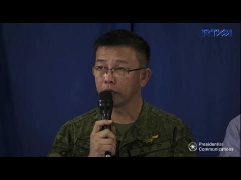 Thumbnail: AFP to deal with NPA attacks accordingly amid martial law in Mindanao