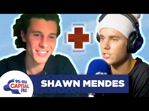 Does Shawn Mendes Have A Justin Bieber Collab Coming?! | Interview | Capital