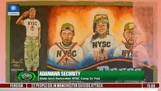 Adamawa Security: State Govt. Renovates NYSC Camp In Yola