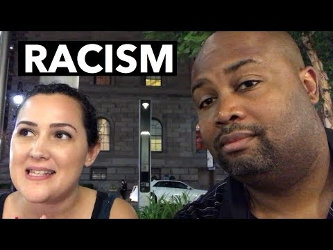 LET'S TALK ABOUT RACISM