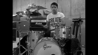 Being As An Ocean - The Hardest Part Is Forgetting Those You Swore You Would Never Forget Drum Cover