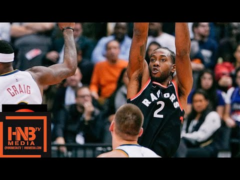 Toronto Raptors vs Denver Nuggets Full Game Highlights | 12.03.2018, NBA Season