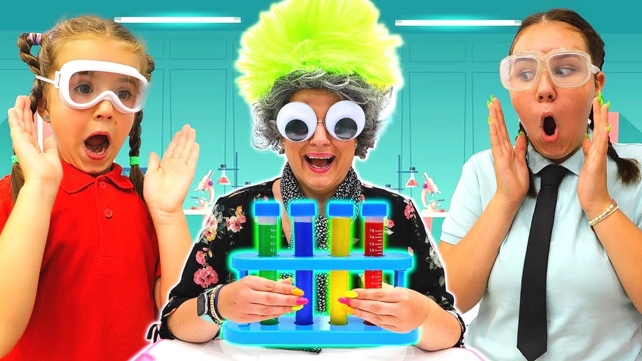 Download Ruby and Bonnie Learns Easy DIY Science Experiments In School