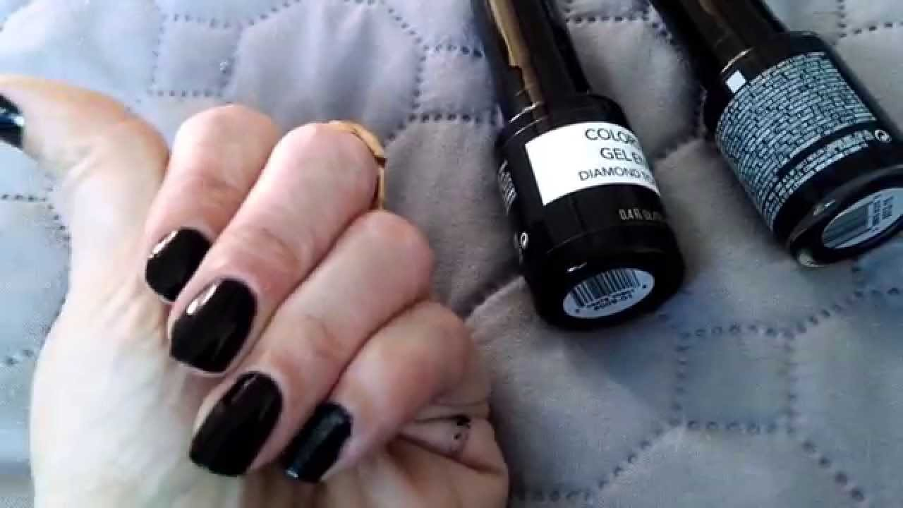 Revlon Colorstay Gel Envy nail polish review - YouTube
