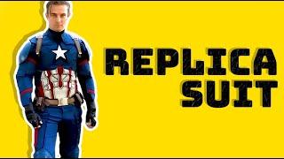 Killerbody CAPTAIN AMERICA Suit Unboxing   Avengers: Endgame