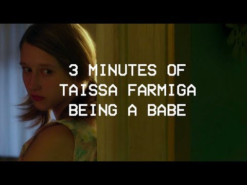 3 minutes of taissa farmiga being a babe™