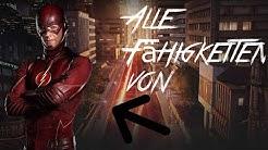 The Flash: Alle seine Fähigkeiten  (Deutsch/German)