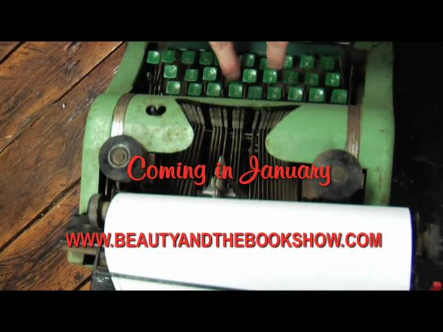 Beauty and the Book trailer