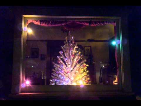 1960's Aluminum Christmas Tree