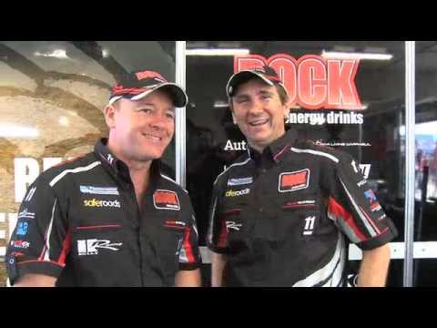 Glenn Seton joins Jason Bargwanna for 2010 V8 Supercar endurance events