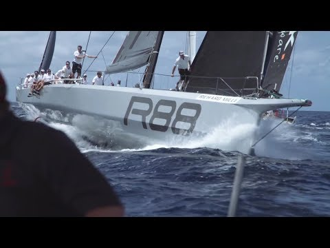 World on Water TV October 06 17 Global Sailing News St Barths La Voile, RC 44, Maxi, TP 52 more