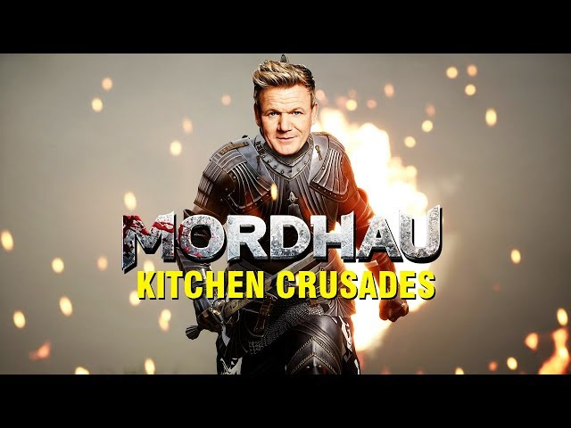 Kitchen Crusades | Mordhau Gameplay