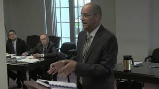 Part 1 of 3: Doc Justice Public Records Hearing on Motions to Dismiss