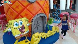 Serunya.. Bermain Di Rumah Spongebob, Patrick Dan Squidward