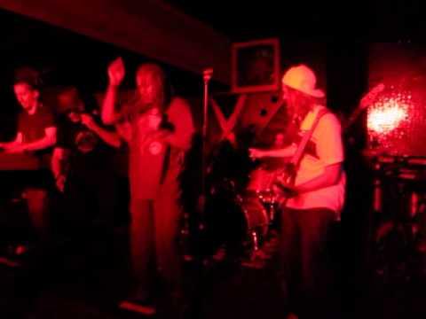 Congo - El reggae de mi barrio - live in @Night