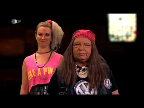 VW oder Deutsche Bank - welche deutsche Firma ist krimineller? - heute-show vom 16.12.2016 | ZDF